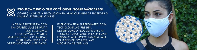 Mascara Ions Prata